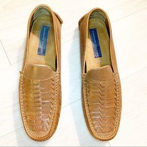 Giorgio Brutini brown loafers size 11.5 M